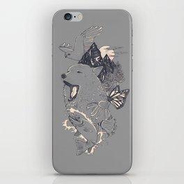 Northern Americana  iPhone Skin
