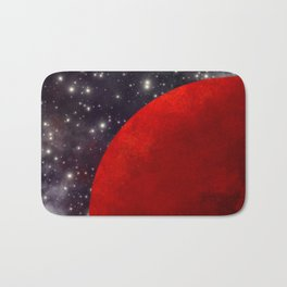 Mars In The Stars Bath Mat