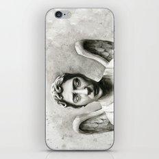 Weeping Angel iPhone & iPod Skin