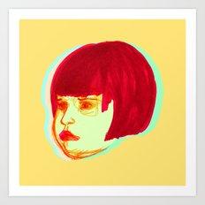 Lil' Trishins Art Print