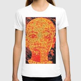 king Tut series 2 T-shirt