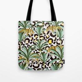 Jungle prowl Tote Bag