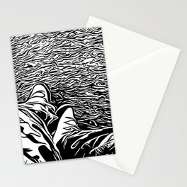 The illustrator Stationery Cards