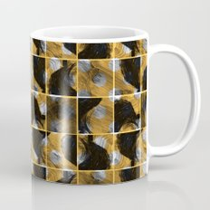 scribble (yellow) Mug