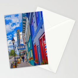 Historic Color Stationery Cards