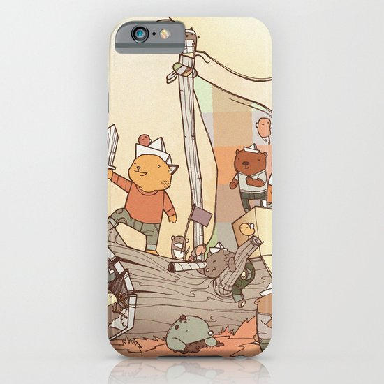 Smallwoods Pirates iPhone & iPod Case