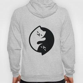 Cat Yin Yang Hoody