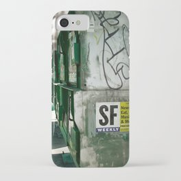 San Francisco Weekly iPhone Case