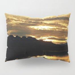 Dark Side of the Mountain #2 Pillow Sham