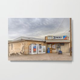 3 Way, Arizona Metal Print
