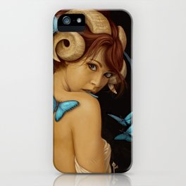Far End of the Plank iPhone Case