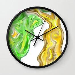 Arbol 008 Wall Clock