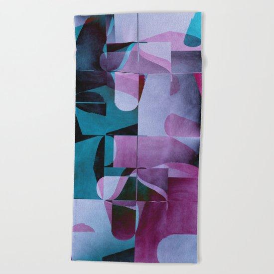 Pattern 2017 004 Beach Towel