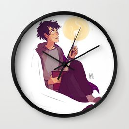 The Magic Inside Us Wall Clock