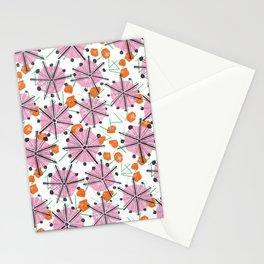 Umbrella Tops Stationery Cards