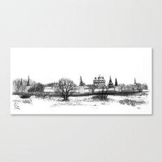 Iossio-Volotzky monastery SK0138 Canvas Print
