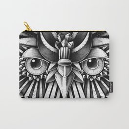 Crystal Owl Carry-All Pouch