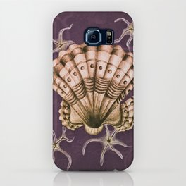 Dystopian Conch - Lavender iPhone Case