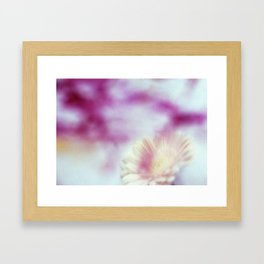 Coloured Memories Framed Art Print