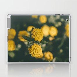 The Yellow Lantana Laptop & iPad Skin
