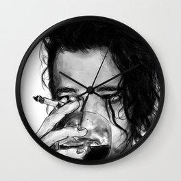 Change of Heart Wall Clock