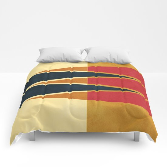 Abstract #42 Comforters