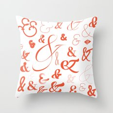 Ampersand Stories 2 Throw Pillow