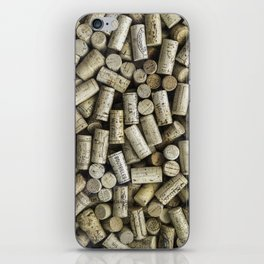 Wine Corks iPhone Skin