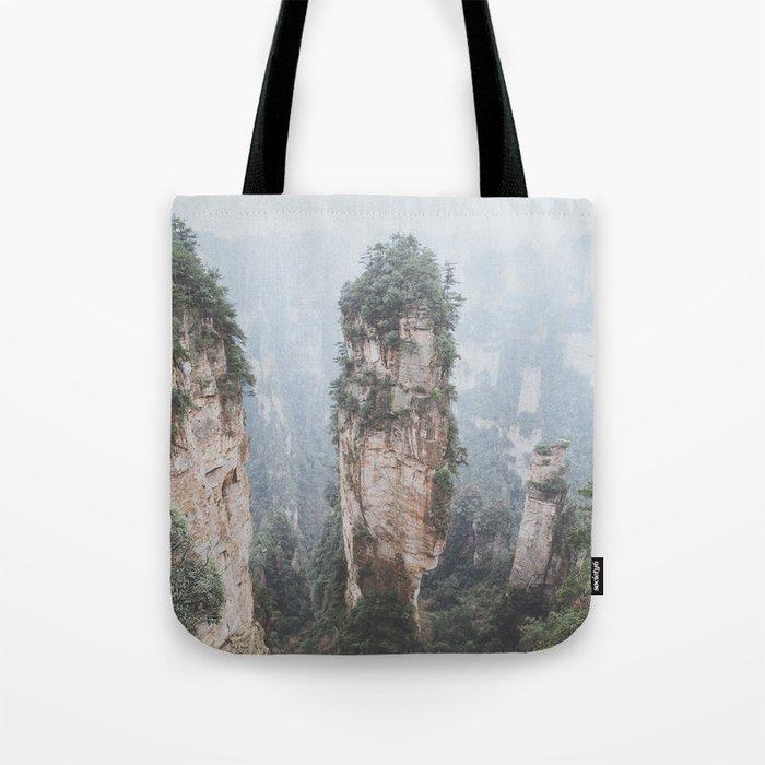 Zhangjiejia National Forest Park Tote Bag