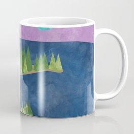 Around the lake  Coffee Mug