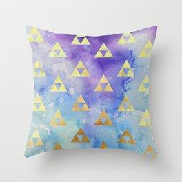 Lorule Dusk Throw Pillow