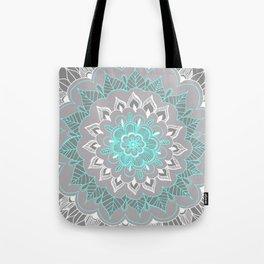 Bubblegum Lace Tote Bag