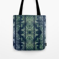 fern Tote Bags featuring Fern by Good Sense