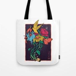 Seeds of Inspiration Tote Bag