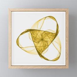 Strange Attraction 4 Framed Mini Art Print