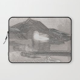 smooth curves Laptop Sleeve