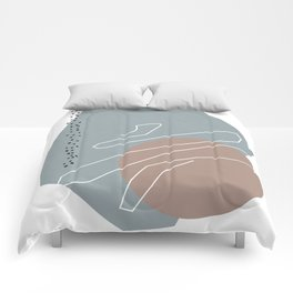 Colors & Shapes Comforters