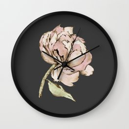 Ottawa dark Wall Clock