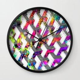 Return Package Wall Clock