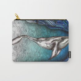 Into the Darkest Depths Carry-All Pouch