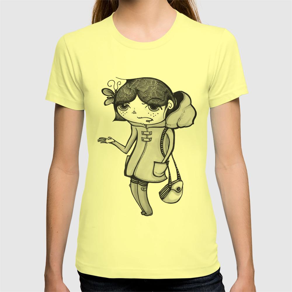 Coraline T Shirt By Sherrisink Society6