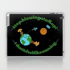 Stop It Laptop & iPad Skin