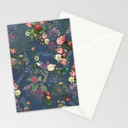Magical Botanical Garden Stationery Cards