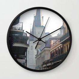 Madison Street Wall Clock