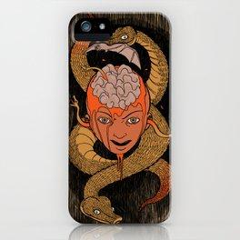 Brains iPhone Case