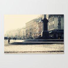 Starówka, Old Town Warsaw Canvas Print