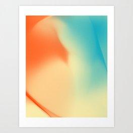 CONTACT 2 Art Print