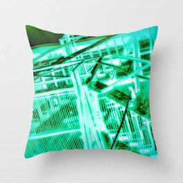 """""""Stairway To Heaven"""" Throw Pillow"""