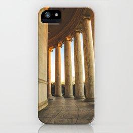 Around the Rotunda iPhone Case