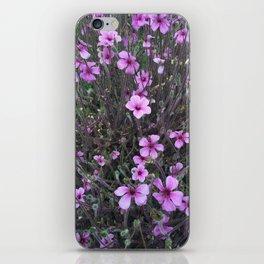 Flower IV iPhone Skin